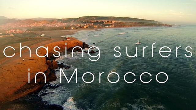 Surfing in Taghazout Morocco