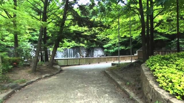 Turumiryokuti morigutisi Osaka Japan