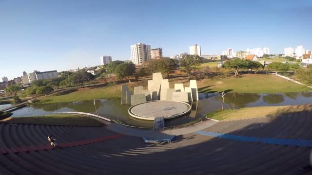 Parque Vitória Régia, Bauru, São Paulo, Brasil