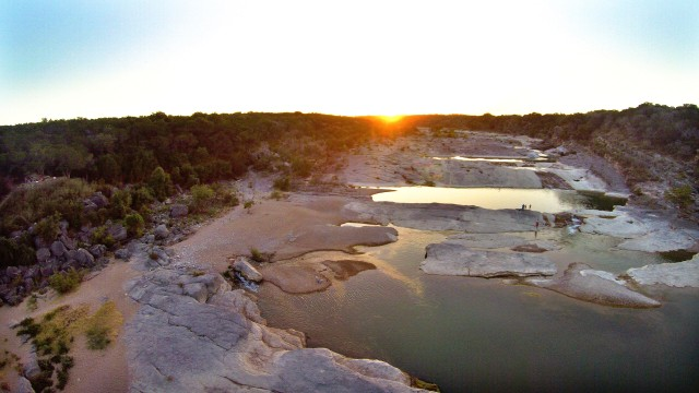 Pedernales Falls State Park, Johnson City, Texas