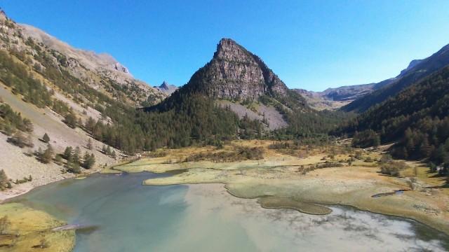 lac de Seyne, Alpes de haute provence, France