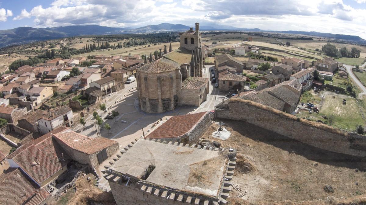 Bonilla De La Sierra Dronestagram