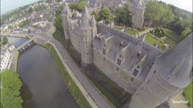 josselin,Bretagne
