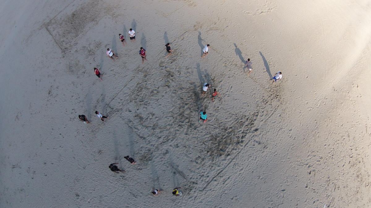 Diversão @ Gonzaga Beach, Santos, SP