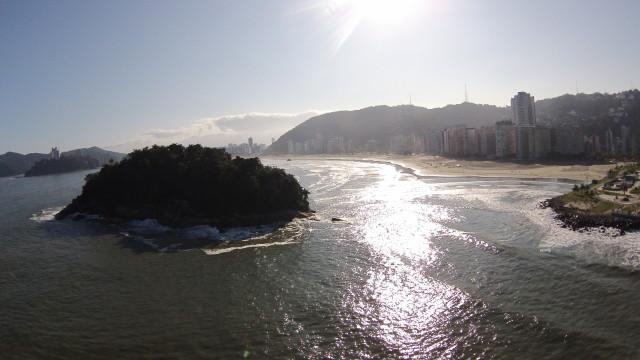 Ilha Urubuqueçaba @ Santos, SP