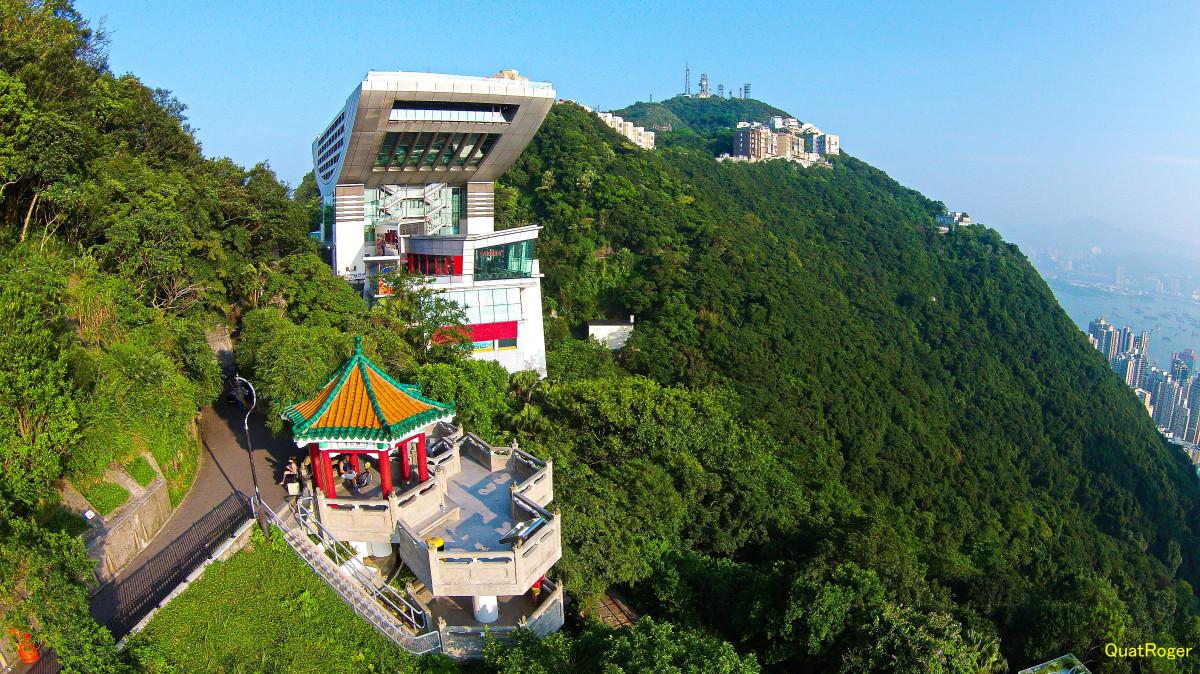 Resultado de imagem para Victoria Peak hong kong