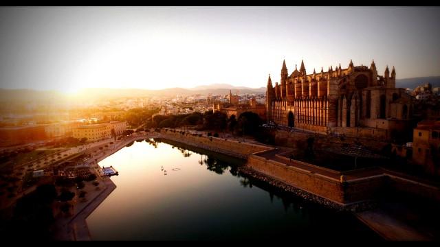 Catedral Palma de Mallorca, Spain