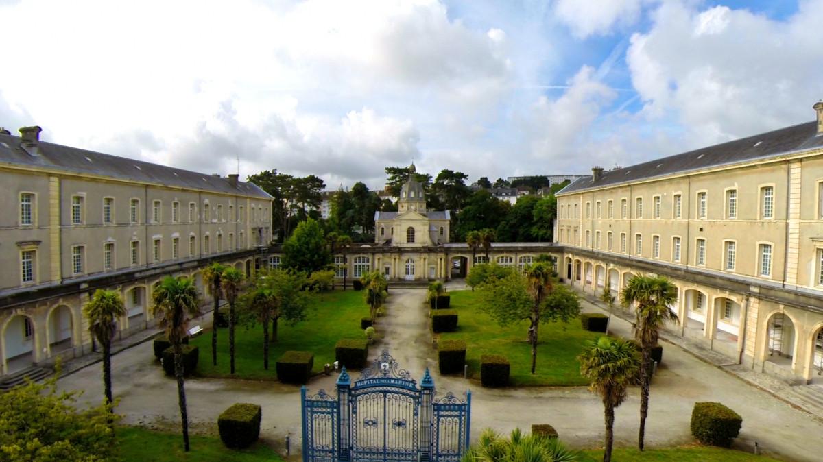 Chapelle de l'hôpital militaire de Cherbourg