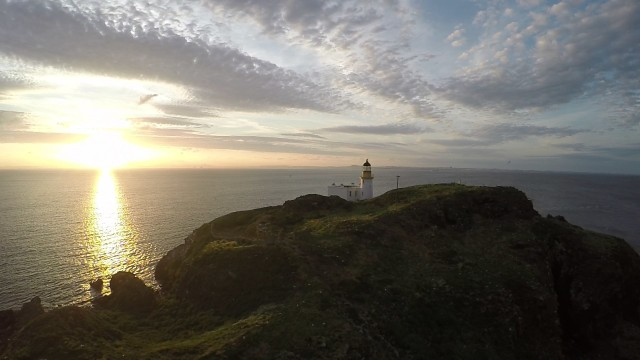 Fidra lighthouse, Yellowcraigs