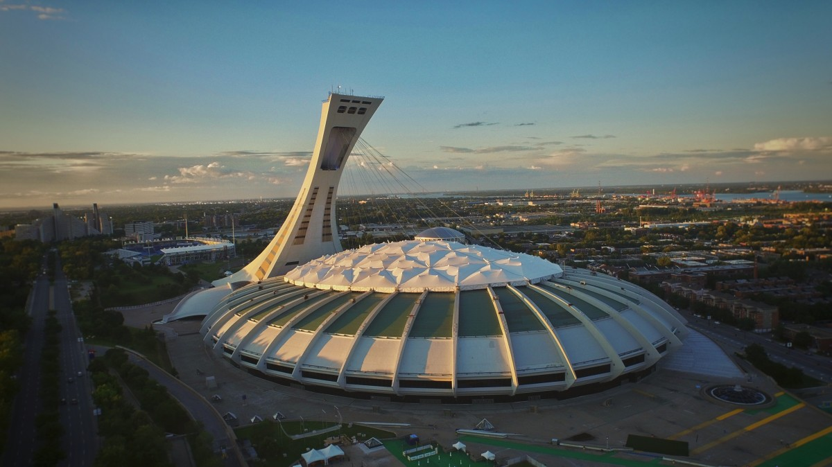 top montreal olympic stadium - photo #11