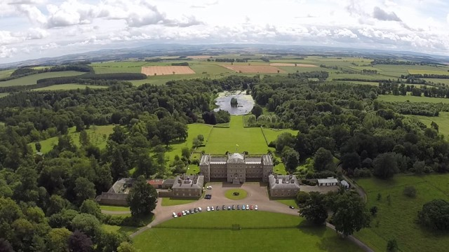 Mellerstain House, nr Kelso
