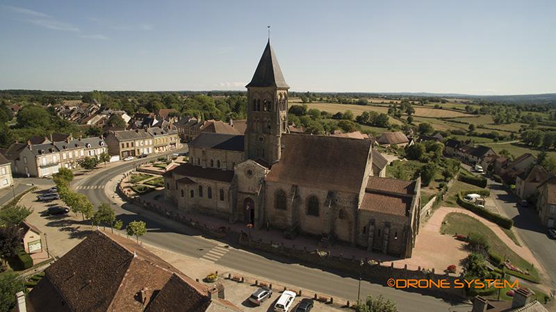 Saint Menoux, Allier, Auvergne, France