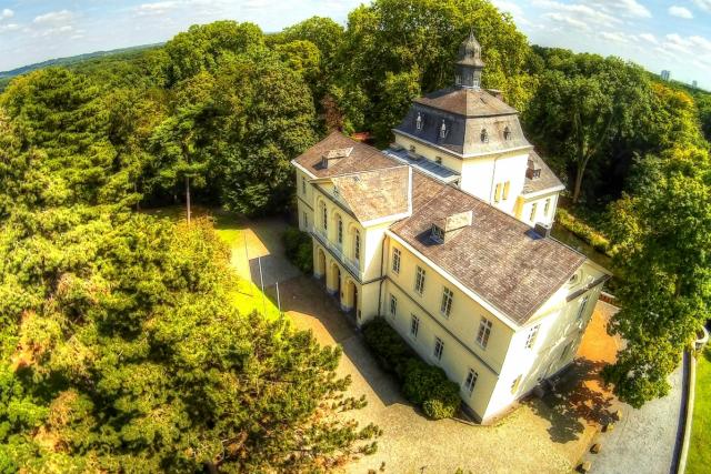Schloss Eller, Duesseldorf, Germany