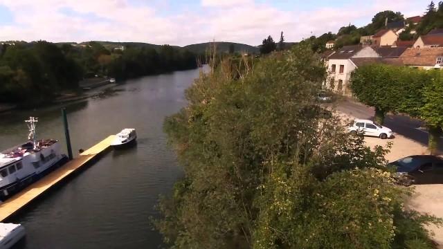 Seine dronestagram for Balades yvelines