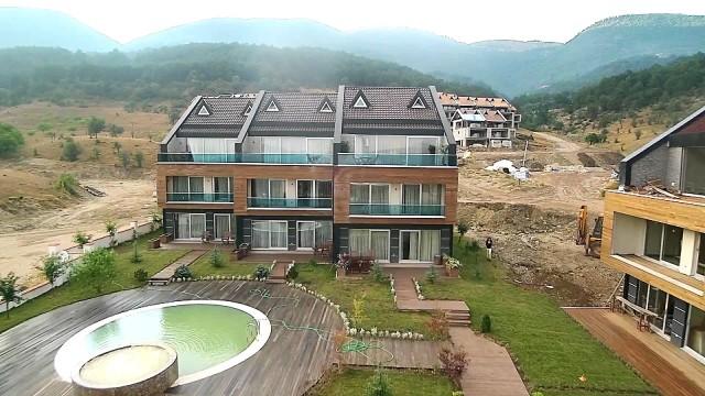 Bolu Borvo Thermal Resort / Turkey