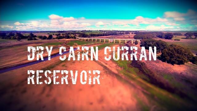 Cairn Curran Reservoir, Victoria
