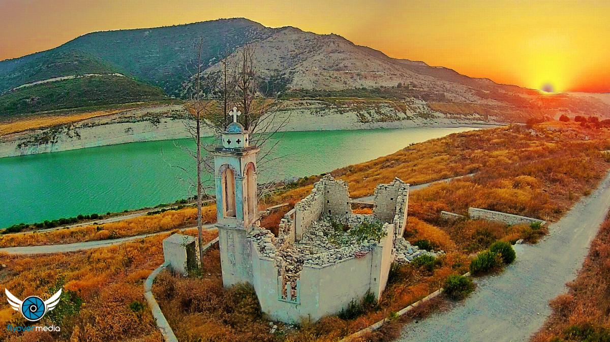 St. Nicholas Church Kouris Dam Cyprus