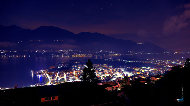 Locarno by Night