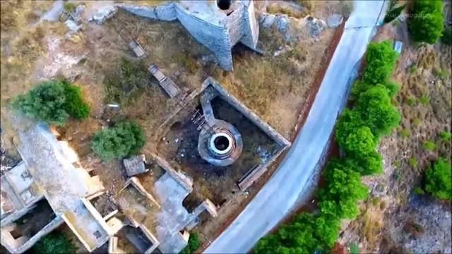 Old factory greece – galatsi, athens, pyrgos ilias