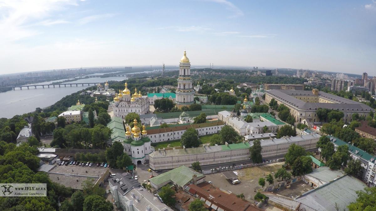 Kiev Pechersk Lavra in Kyiv, Ukraine