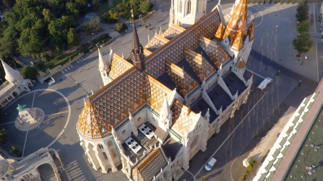 Mátyás-templom, Budapest, Hungary