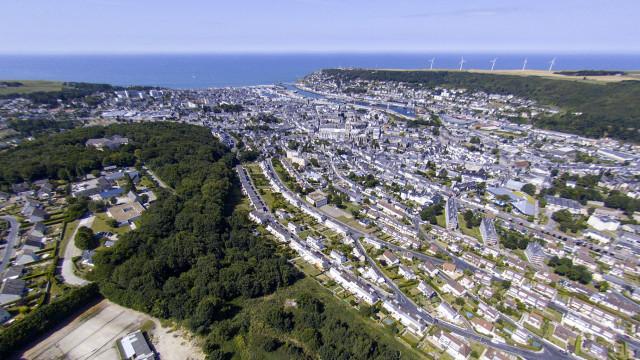 Fecamp, Normandy, France