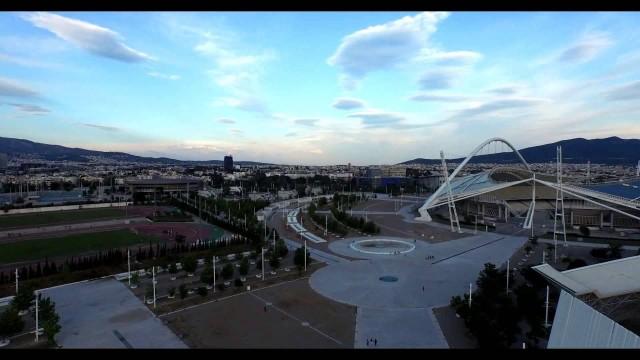 Olympic Stadium , Athens, greece