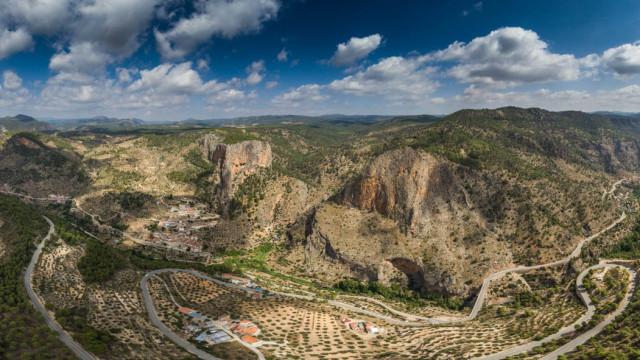 Sierra del Segura (Albacete)