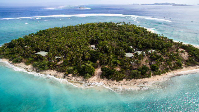 Fiji, Tavarua Island