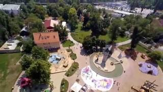 Tarzan Park, Újpest, Hungary