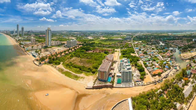 Najomtien, Pattaya