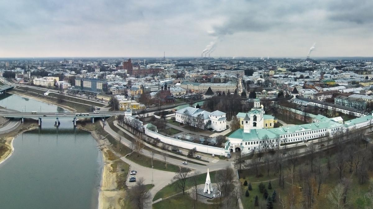 Yaroslavl Russia  city photos gallery : Yaroslavl, Russia | Dronestagram