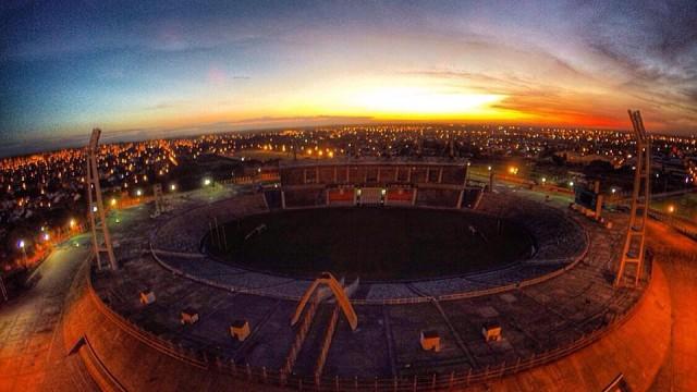 Minella Stadium Mar del plata, Argentina