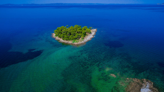 Tsakonisi island / Sithonia / Greece
