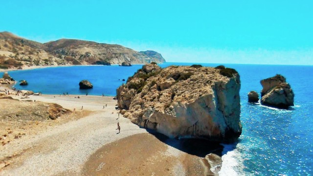 Aphrodites Rock – Cyprus Pafos