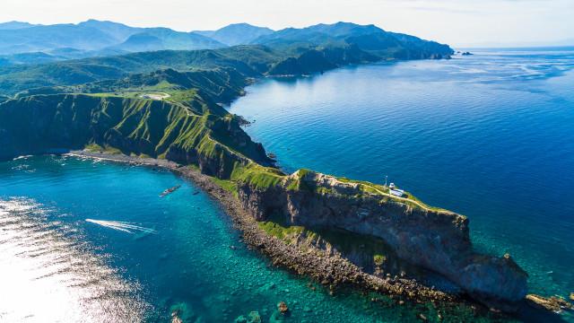 Cape Kamui,Shakotan,Hokkaido,Japan