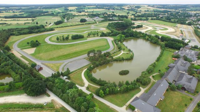 Circuits de Lohéac, France, Bretagne, Ille et Vilaine, Lohéac