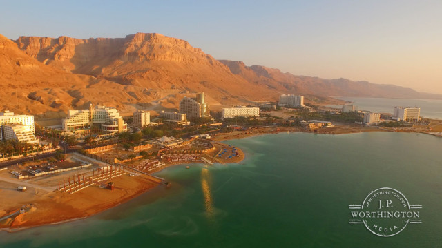 Dead Sea Resorts, ISRAEL
