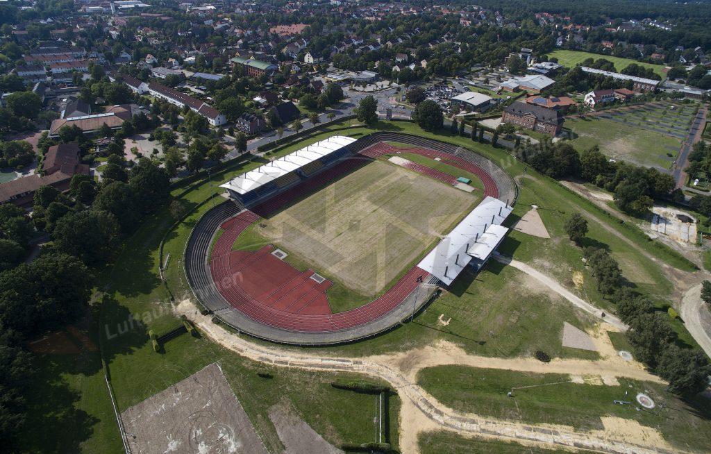 luftbild stadion in 27283 verden aller dronestagram. Black Bedroom Furniture Sets. Home Design Ideas
