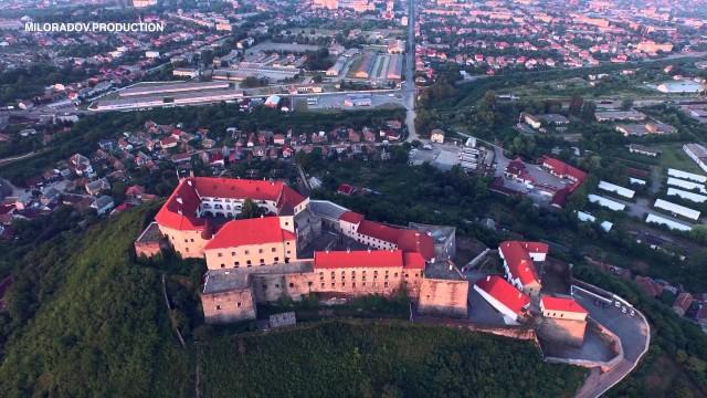 Castle Palanok, Mukachevo, Ukraine