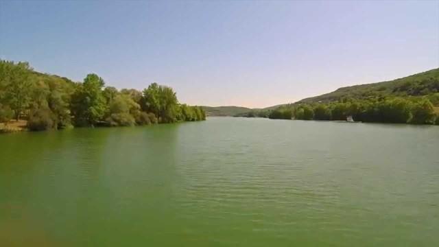 Lac du Causse, Corrèze, Limousin, France
