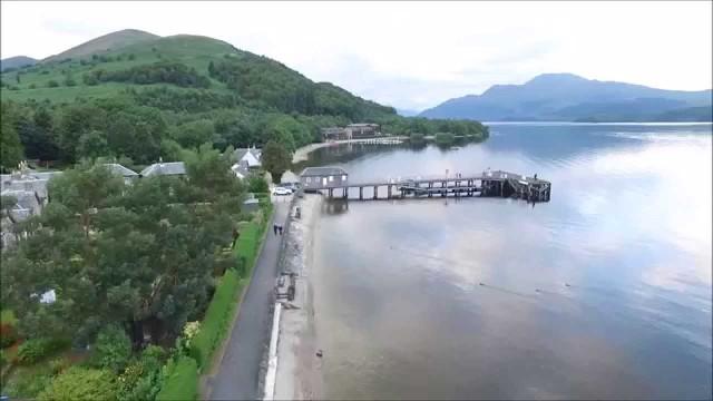 Luss, Loch Lomond, Scotland