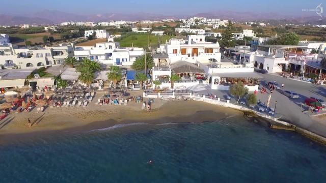 Naxos Island Greece – aerial videography