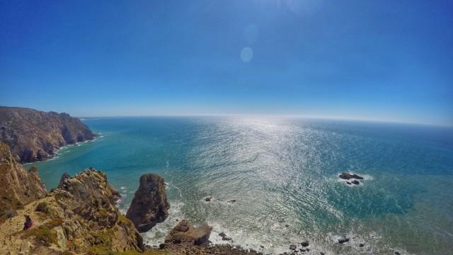 CAbo da Roca, Azoia, Portugal