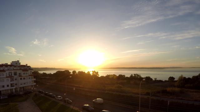 Sunrise, Santo Amaro – Oeiras