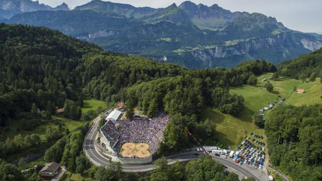 Brüning Schwinget 2015, Switzerland