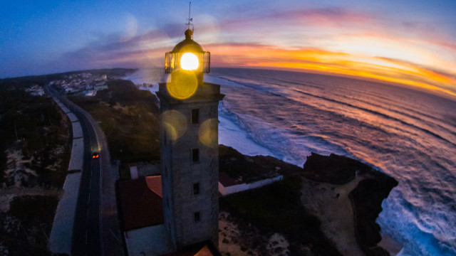 São Pedro de Moel – Lighthouse – Penedo da Saudade