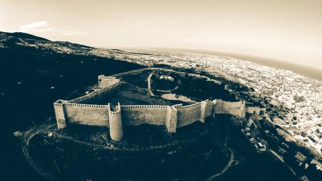Naryn-Kala fortress
