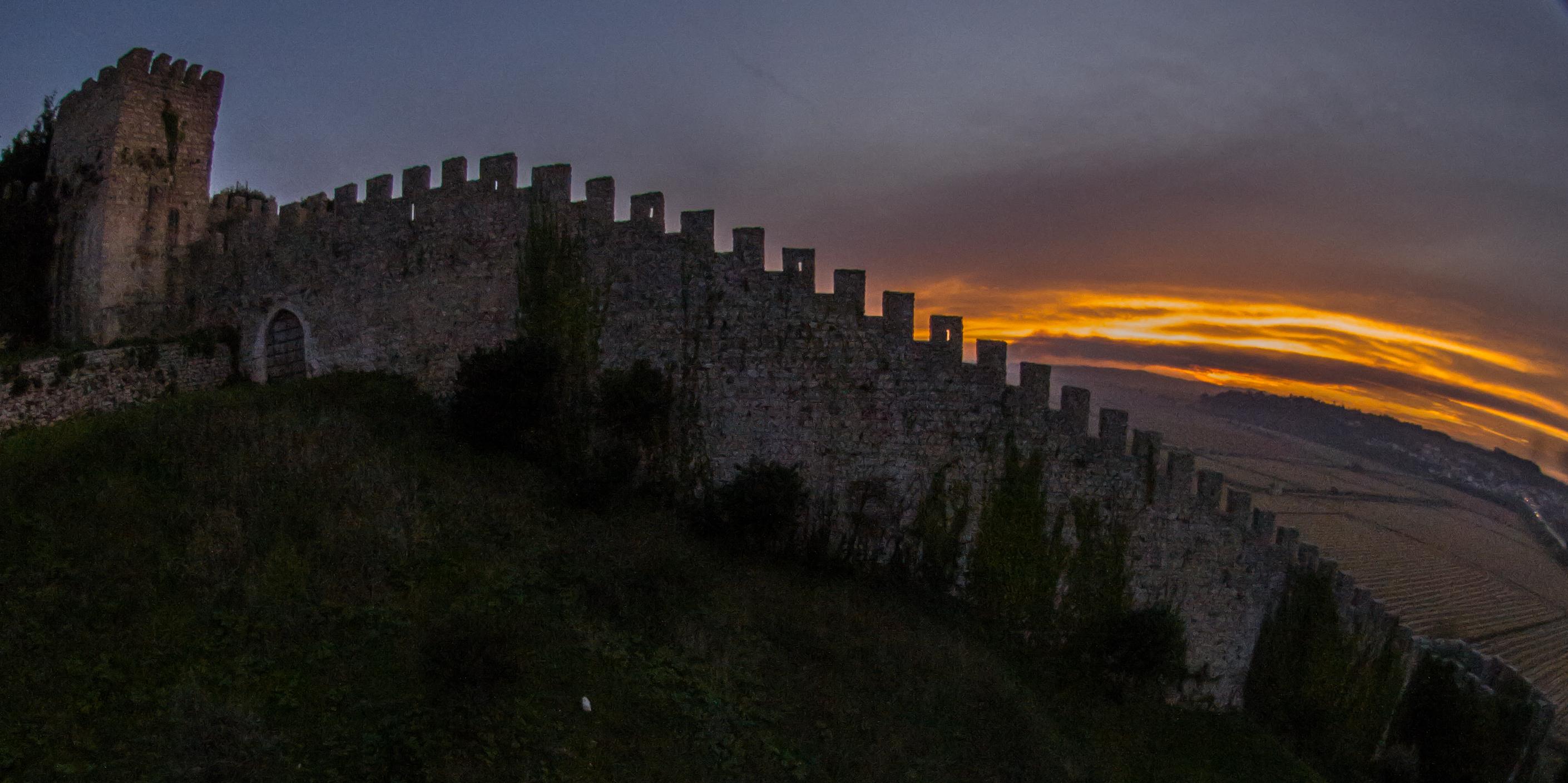 Montemor Castle – Portugal