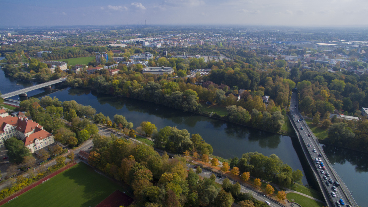 Ingolstadt Herbst
